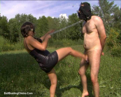 Ballbustingchicks – Brutal Ball Kicking 2