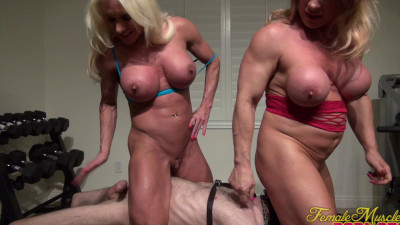 Female Muscle Cougars And Muscle Porn part 7