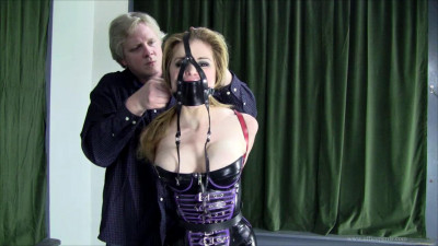 Corseted Leather Strap