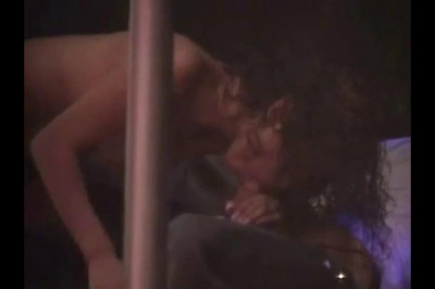 Sexy Stripper dancing and blowjob