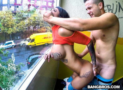 Bonnie Rotten (A Wild Bang With Bonnie Rotten)