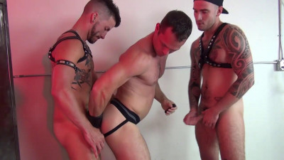 Rawfuckclub — Owen Hawk Gets Double-Fucked