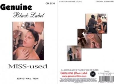 Black Label - MISS-used