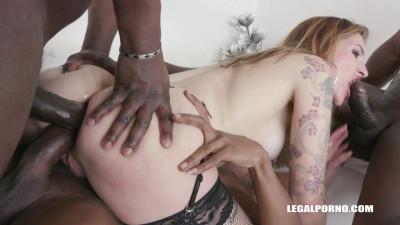 London calling Adreena Winters Bbc cockshower double pleasure (2018)