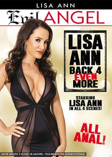 Lisa Ann Back 4 Even More (2018)