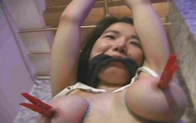 Bound Asian Beauty Melody