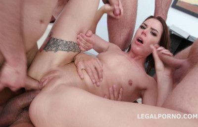 Gangbang Festival With Dap For Tight Slut Jessica Bell
