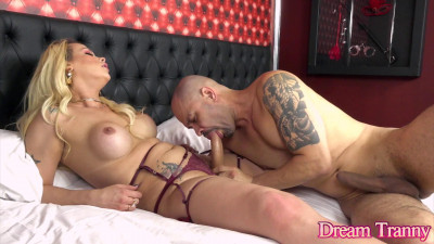 Description Leticia Rodrigues - Blond Trans Is Butt Busted FullHD 1080p