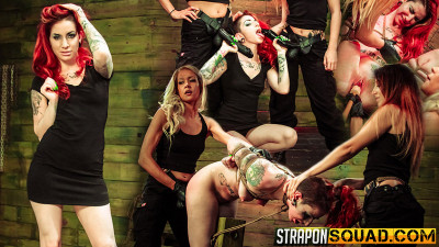 Sheena Rose's Strapon Whore Training Session With Mila Blaze And Alexa Rydell (2016)
