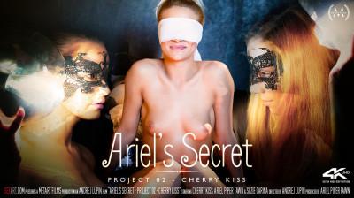 Ariel''s Hidden - Throw piece 2 Cherry Kiss