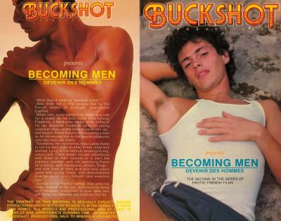 Becoming Men For Bareback (1983) - Pierre Buisson, Alexandre del Faro, Philippe Amar