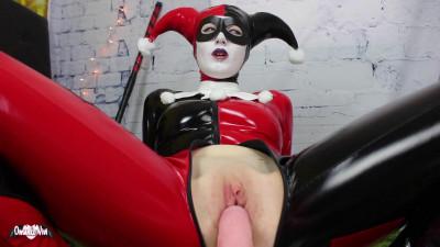 Description Harley Quinn Interrogation BJ Pussy Anal - Full HD 1080p