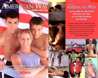 Junior Studio – The American Way Vol.2 (2000)