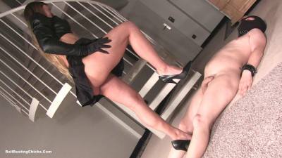 Isabella - Cock Stomped And Abused