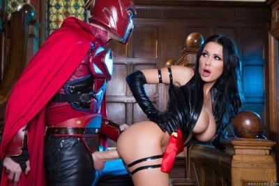 Patty Michova - Psylocke vs Magneto