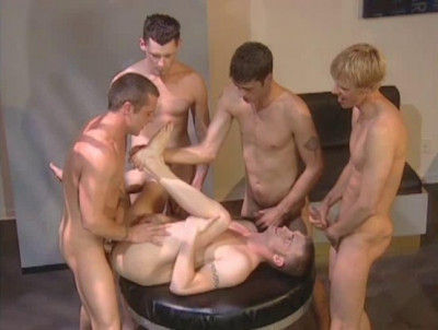 Hot Orgy At Big Dick Club