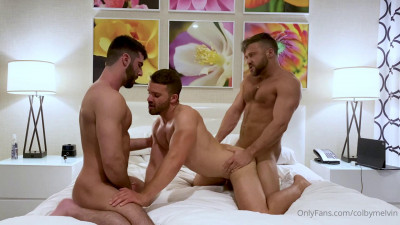 Only Fans – Xavier Robitaille, Colby Melvin and Jackson