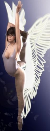 Little ballerina Hina Best Quality 3D Porn