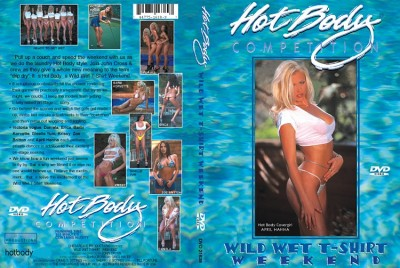Hot Body Competition: Wild Wet T-Shirt Weekend