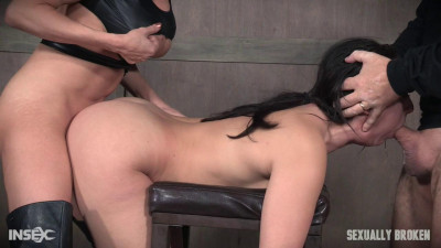 Description Mandy Muse and her amazing booty gets abused with cock!