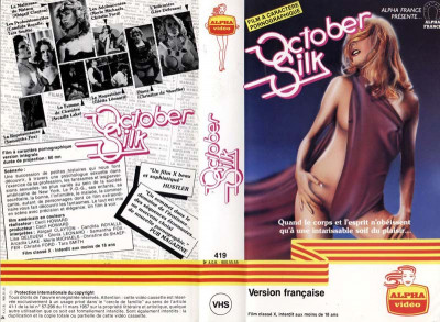Description October Silk