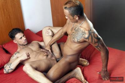 Carlos Leao and Sergyo