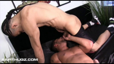 PapiThugz Samson's Hot New Boyfriend — Samson & Damian Taylor