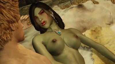Skyrim Immersive Porn-episode seven