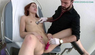 22 years girl gyno exam – Charlie Red