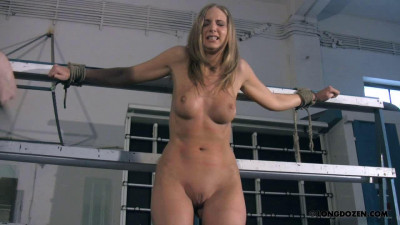 Blonde caning