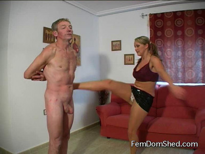 Pain Punishments and Extreme Femdom part 8