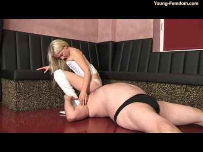 Young-femdom - The Escort Girl