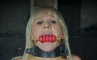 Her Tits Are Sensitive, Making Them Perfect For Clamps