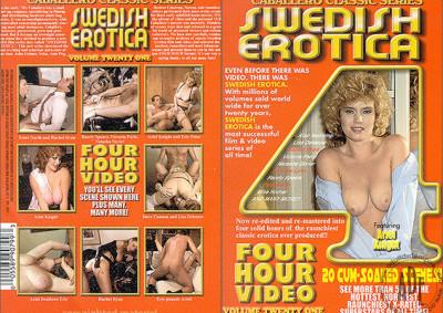 Swedish Erotica Vol.21