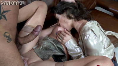 Joyfully Ass To Mouth Sucking The Goo Right Off That Lucky Dick