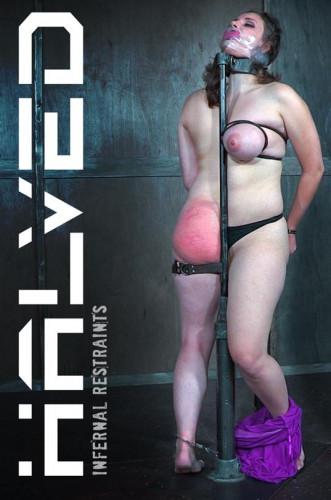Halved – Iona Grace – BDSM, Humiliation, Torture