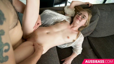 501 Her perfect booty riding his cock 720p
