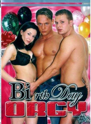 Happy Bi-rthday Orgy Part 2
