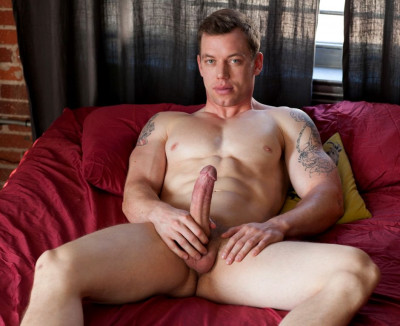 Description Hot straight guy, Adam Hardy jerks off to hot gay pics on phone