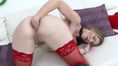 Ella Nova self-fisting and hardcore Dp with huge cocks (2016)