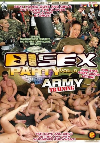 Bi Sex Party Vol 09 - Army Training