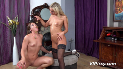 Pissing and Sex Toys (Vany Ully & Victoria Pure) - FullHD 1080p