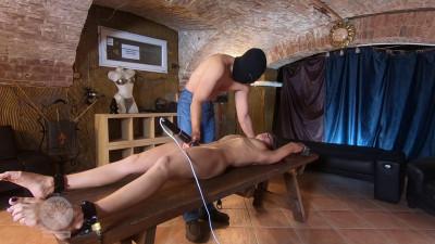 Pervert sexual stimulation for Renata