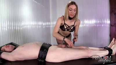 Lily Labeau - Helpless Hand Humper