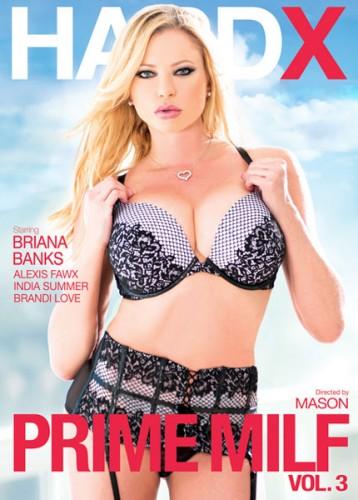 Briana Banks, Alexis Fawx, India Summer, Brandi Love - Prime MILF Vol 3 (2016)