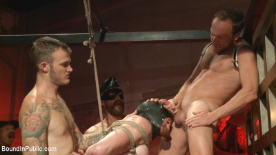 Cass Bolton's Folsom Street Fair Orgy Continues!
