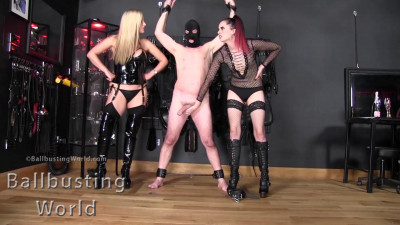 Ballbusting World Collection - Full Movie
