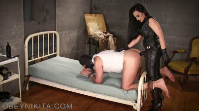 Obey Nikita - Strap On Therapy