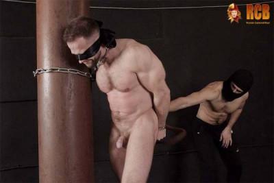 RusCapturedBoys - Commando Stas in Bondage. Piece I