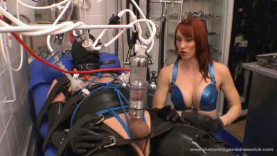 Description Mistress Miranda and Serious Kit - Suction Finale
